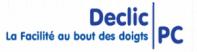 DECLIC PC